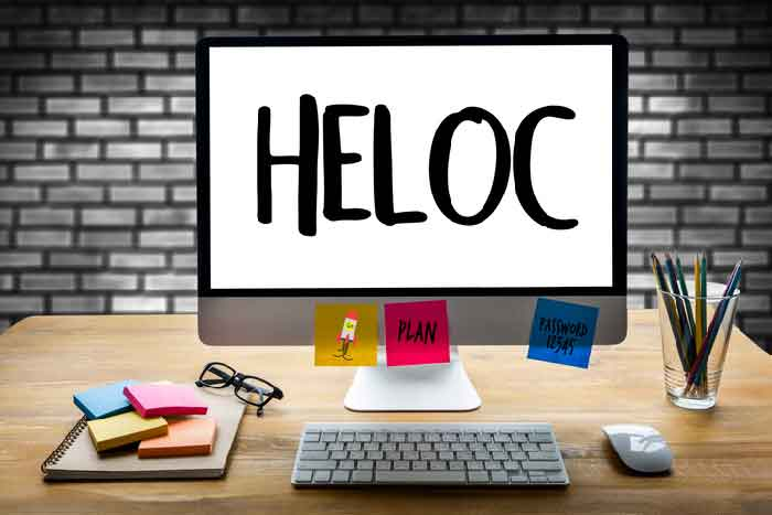 Issues Posed by Home Equity Lines of Credit (HELOC)