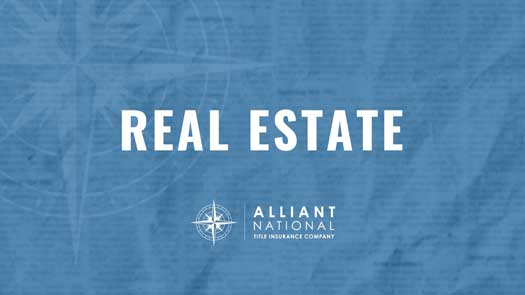 graphic - real estate, blue