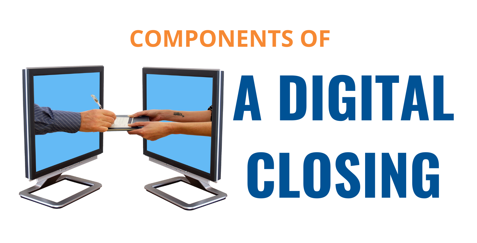 components of a digital closing feature photo - 2