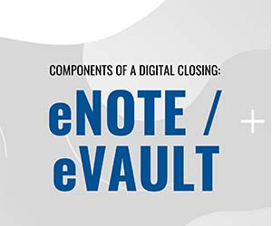 eNote - eVault digital Component 4 of 5