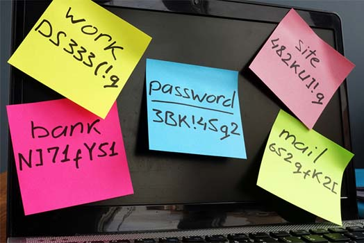Streamline and Simplify Passwords